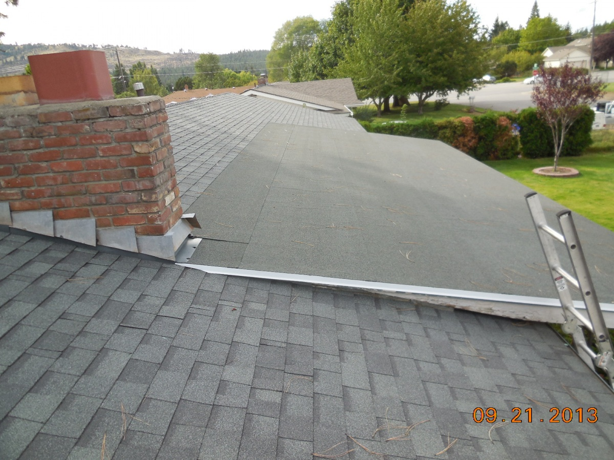 Best roofing materials for low pitch roof Low pitched roof