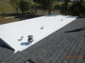 TPO 60 mil white energy star low slope with moisture vents