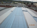 Polyglass granular low slope roofing