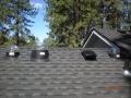 sun tunnel domes roof vents and white fascia board